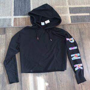 Victoria Secret Pink long sleeve hoodie sweatshirt